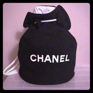 Chanel VIP large bucket bag